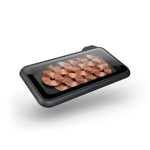 ZEDC09G - Zens Liberty 16-Coils Wireless Charger Front Side View
