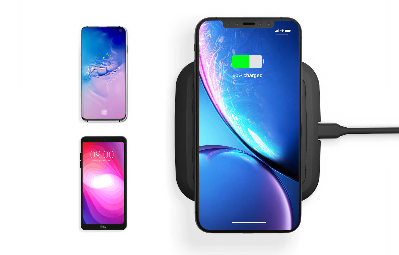 Samsung Wireless Chargers