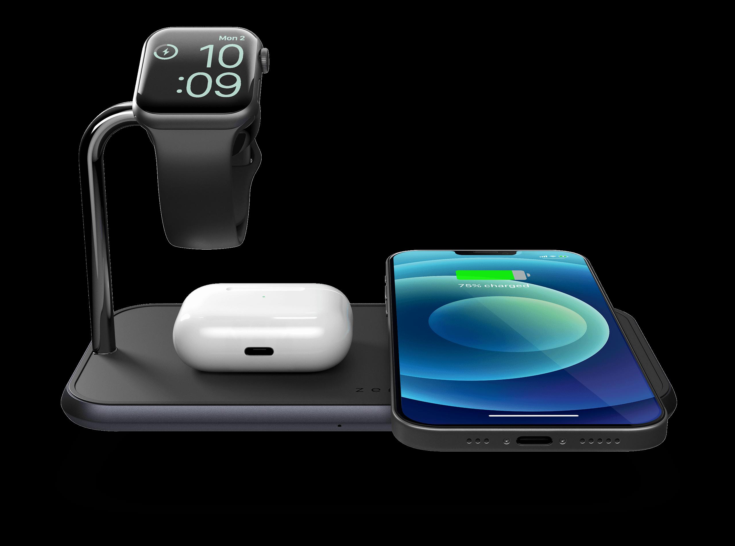 Aluminium series with devices