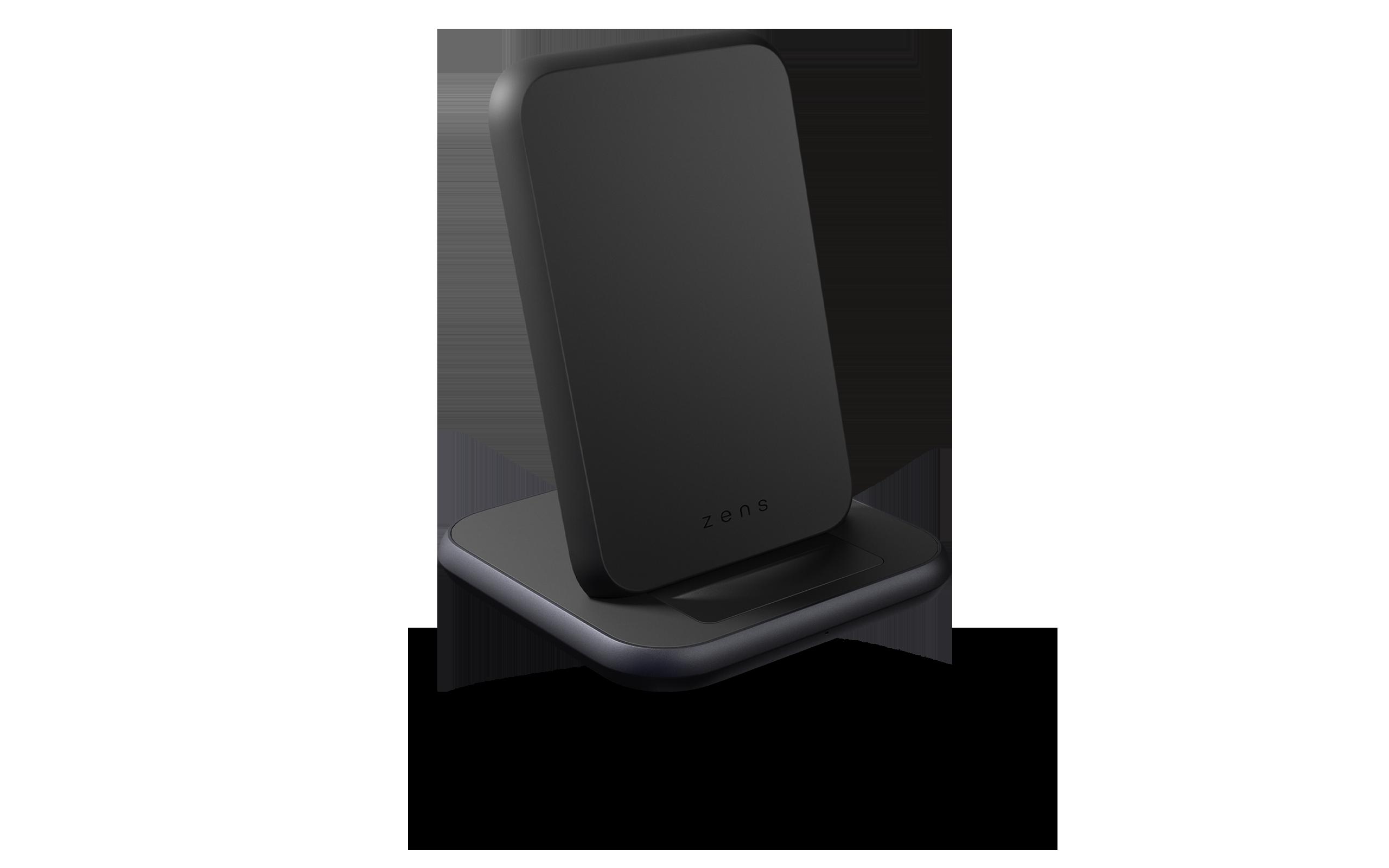 Stand Aluminium Wireless Charger