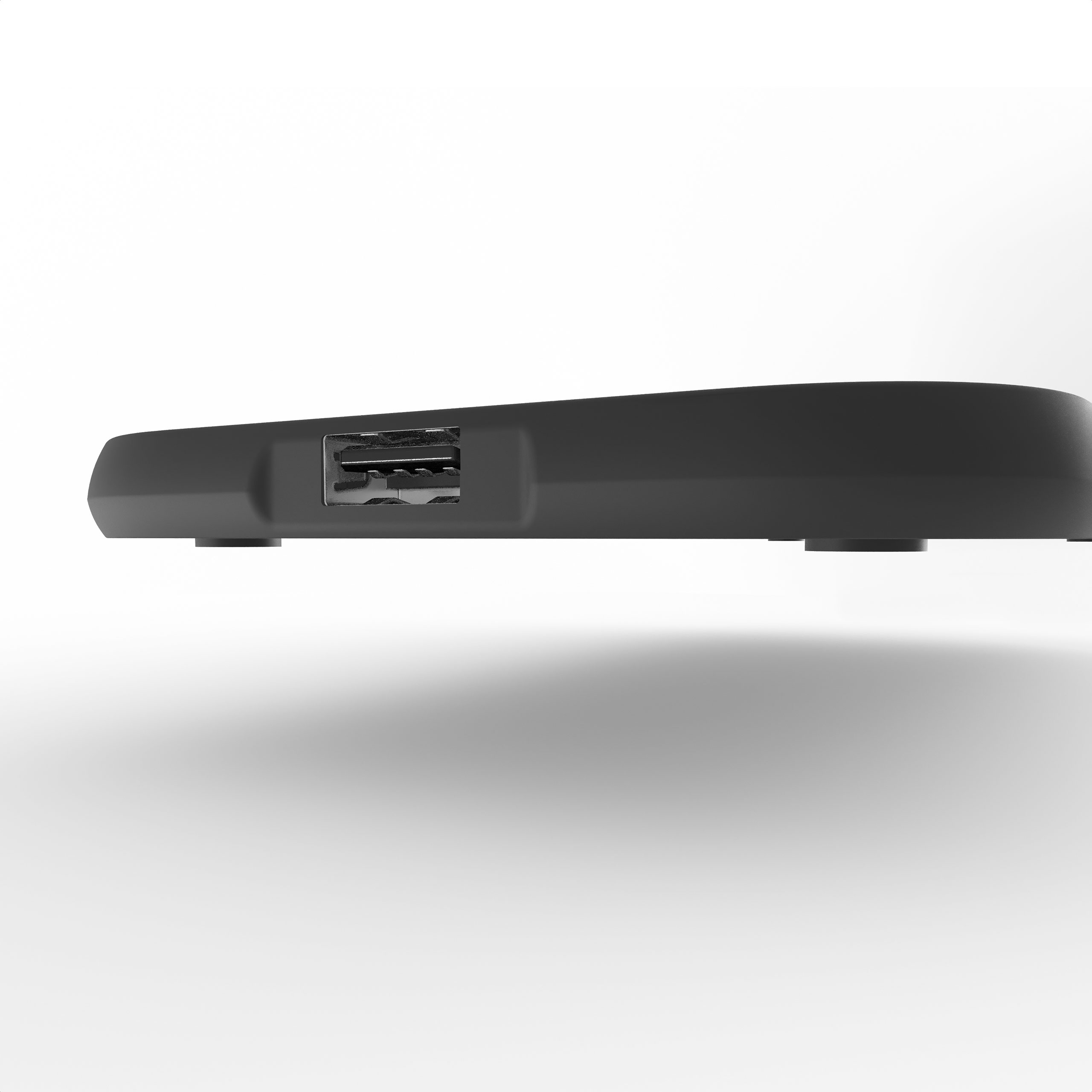 ZEDC12B - Zens Dual Wireless Charger USB port