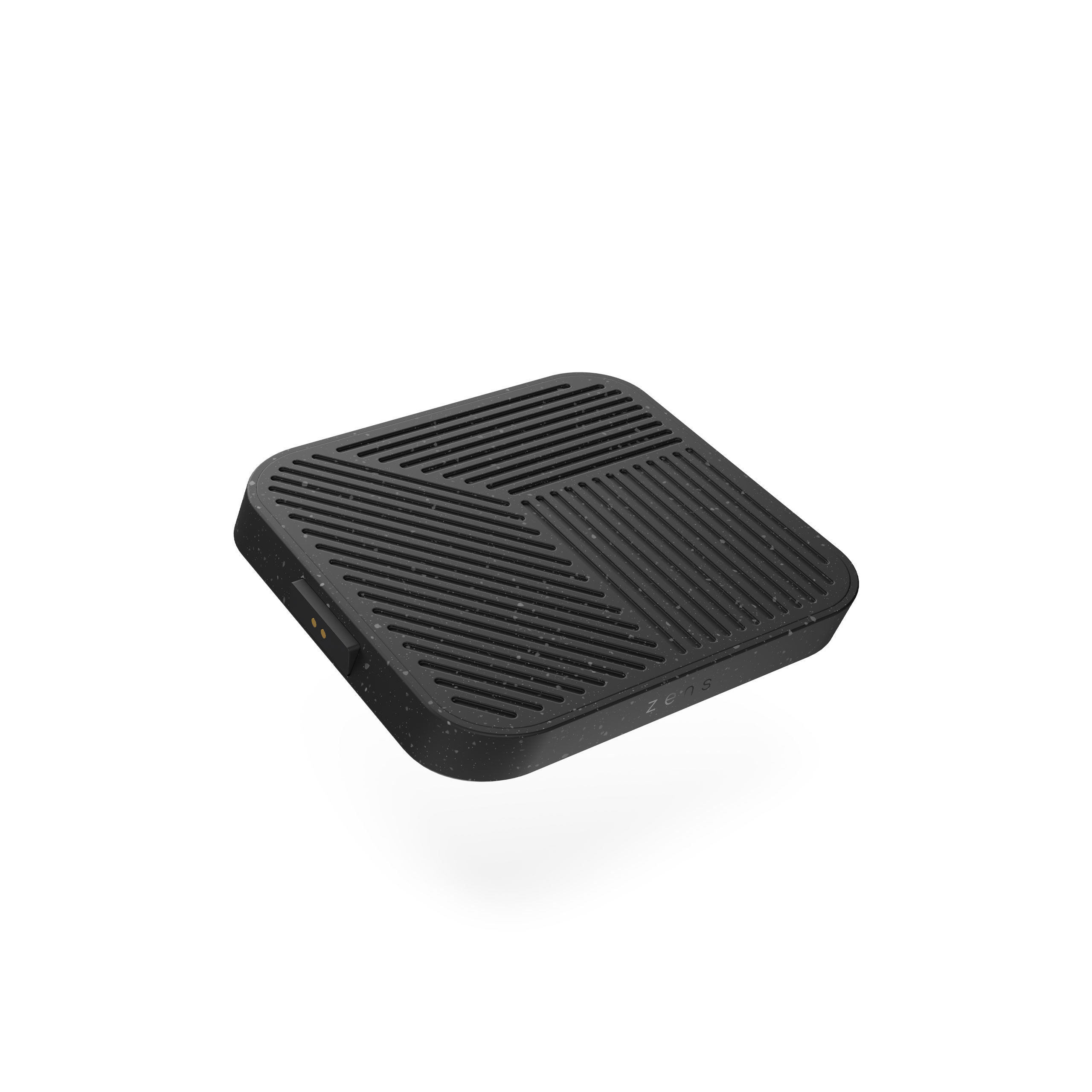 ZEMSC01P Zens Modular Single Wireless Charger Main Station Front Side View