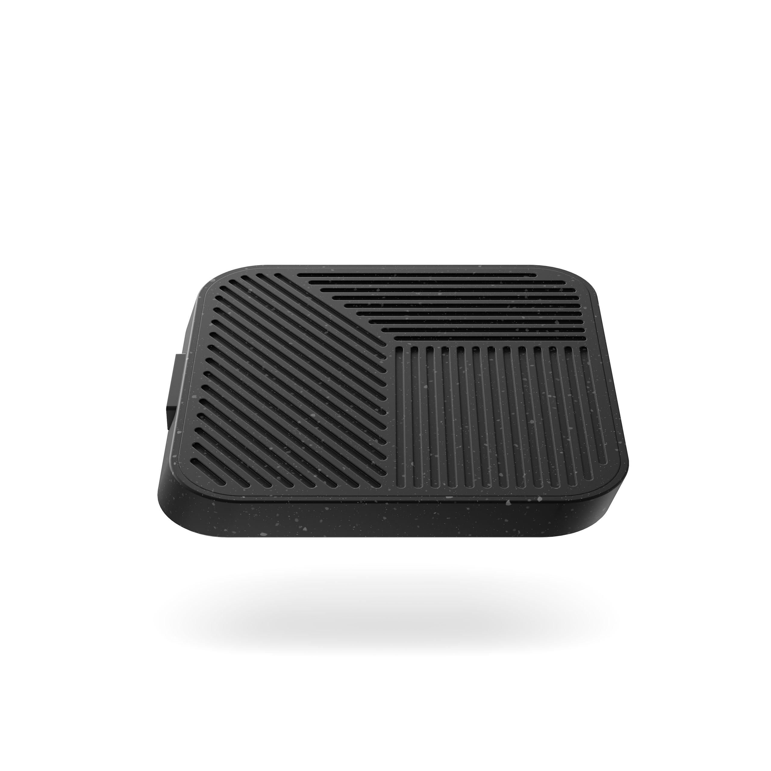 ZEMSC01A Zens Modular Single Wireless Charger Extension Front View