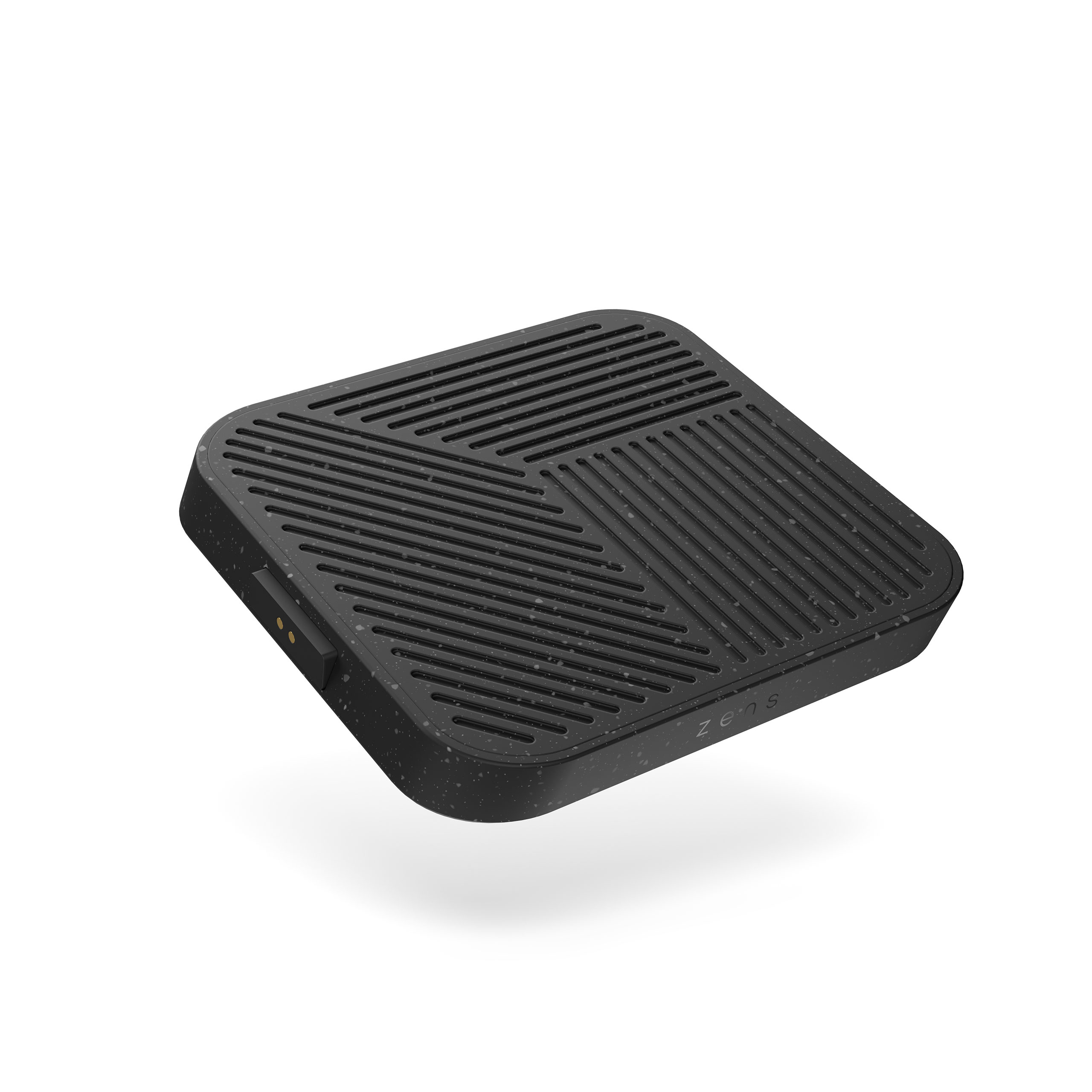 ZEMSC1P - Zens Modular Single Wireless Charger Main Station Front Side View