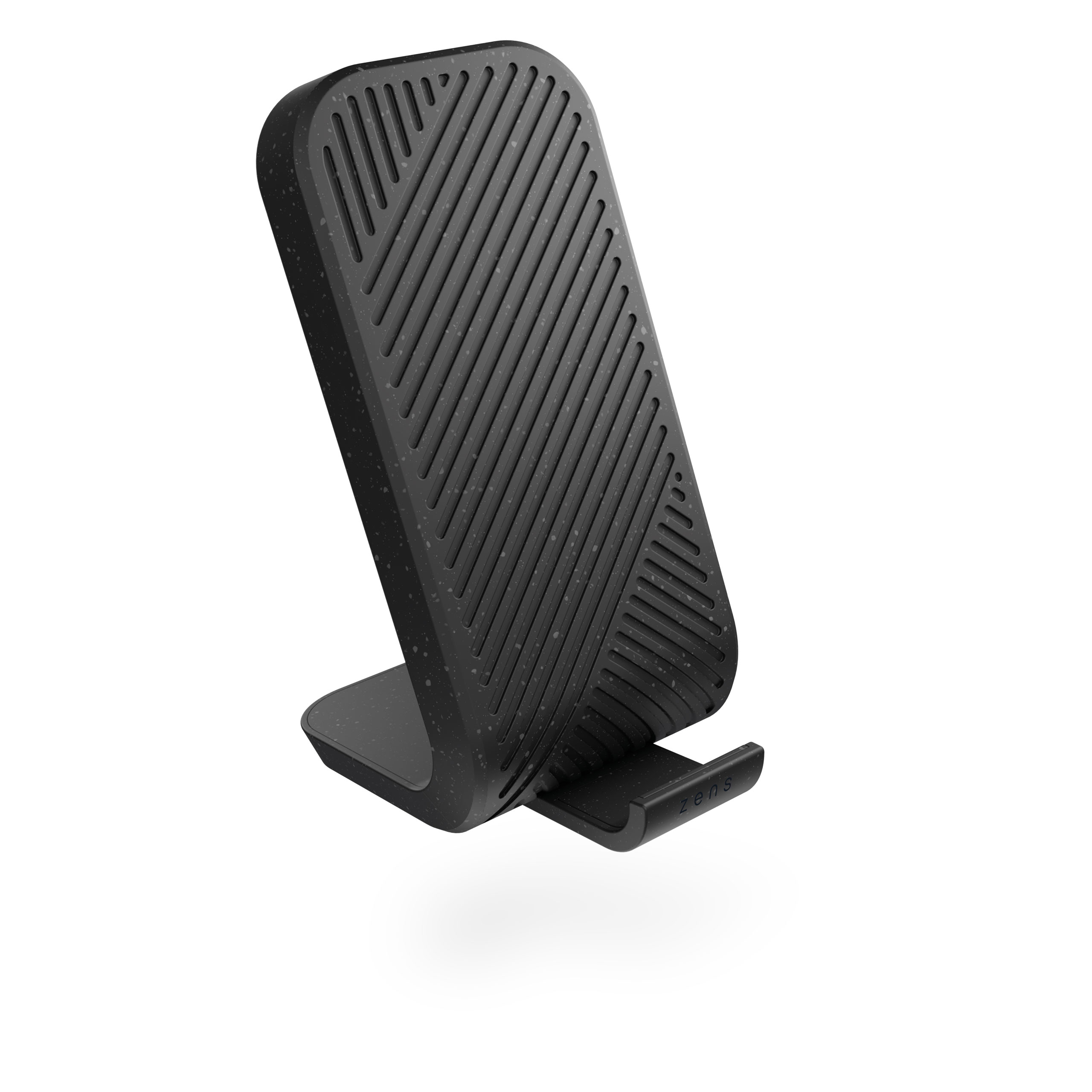 ZEMSC2P Zens Modular Stand Wireless Charger Main Station Front Side View