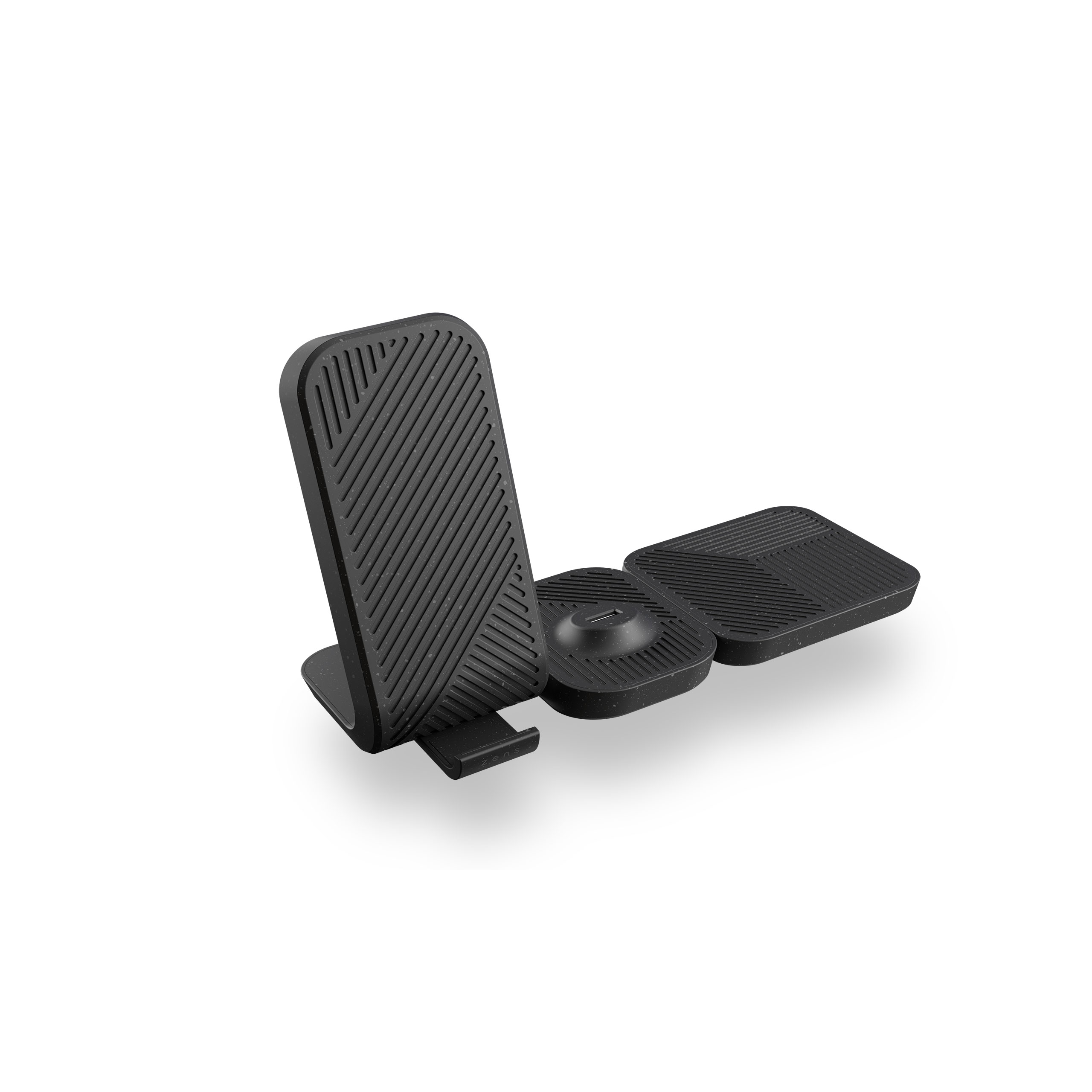 ZEMSC2P Zens Modular Stand Wireless Charger With Extensions