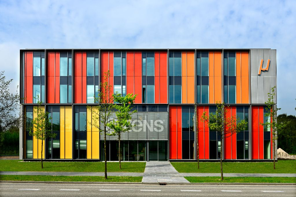 Brainport Mμ Business Centre High Tech Campus Eindhoven ZENS