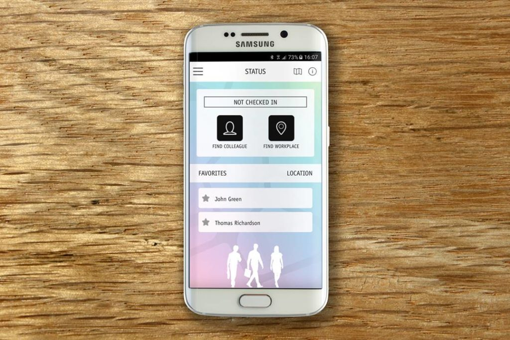 Smart Working App