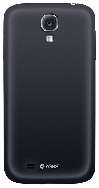 ZENS Galaxy S4 Wireless Charging Case Black