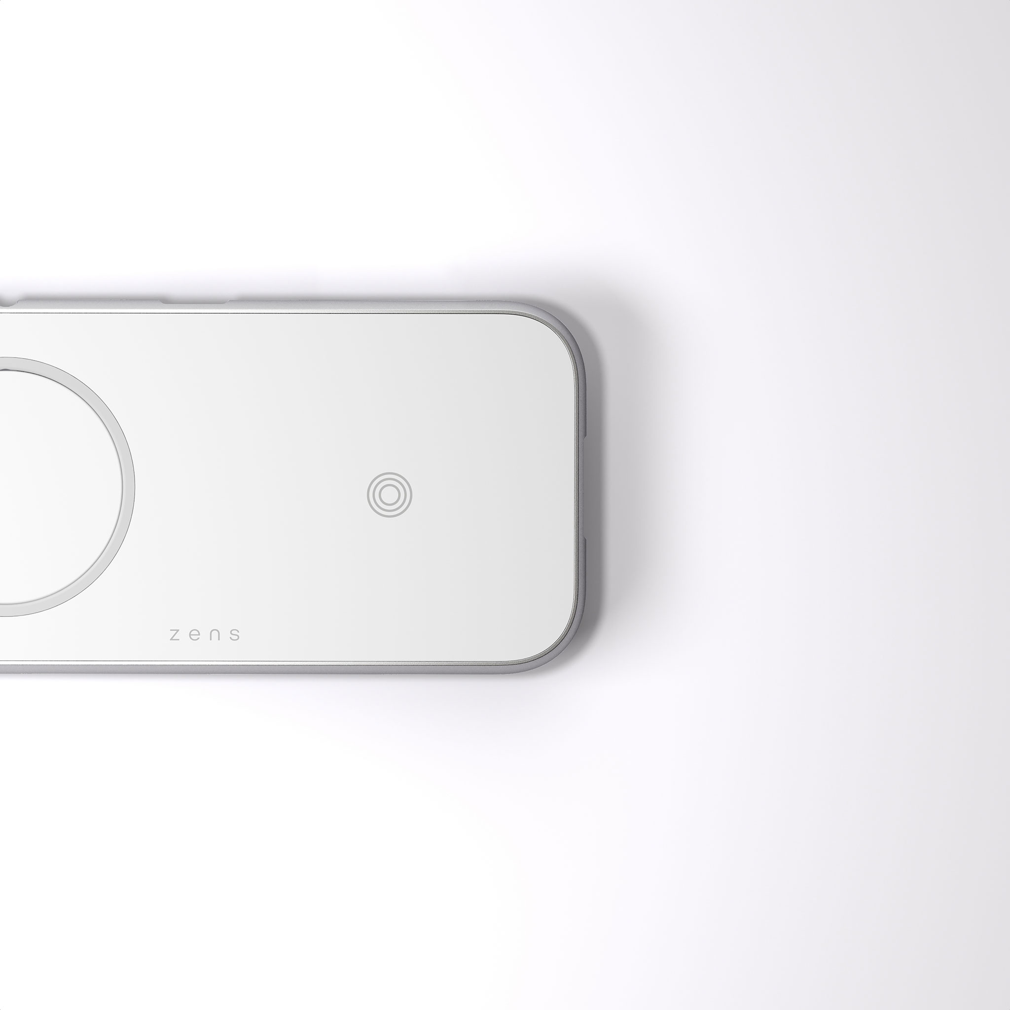 ZEDC16W - Zens 3 in 1 MagSafe Wireless Charger Detail