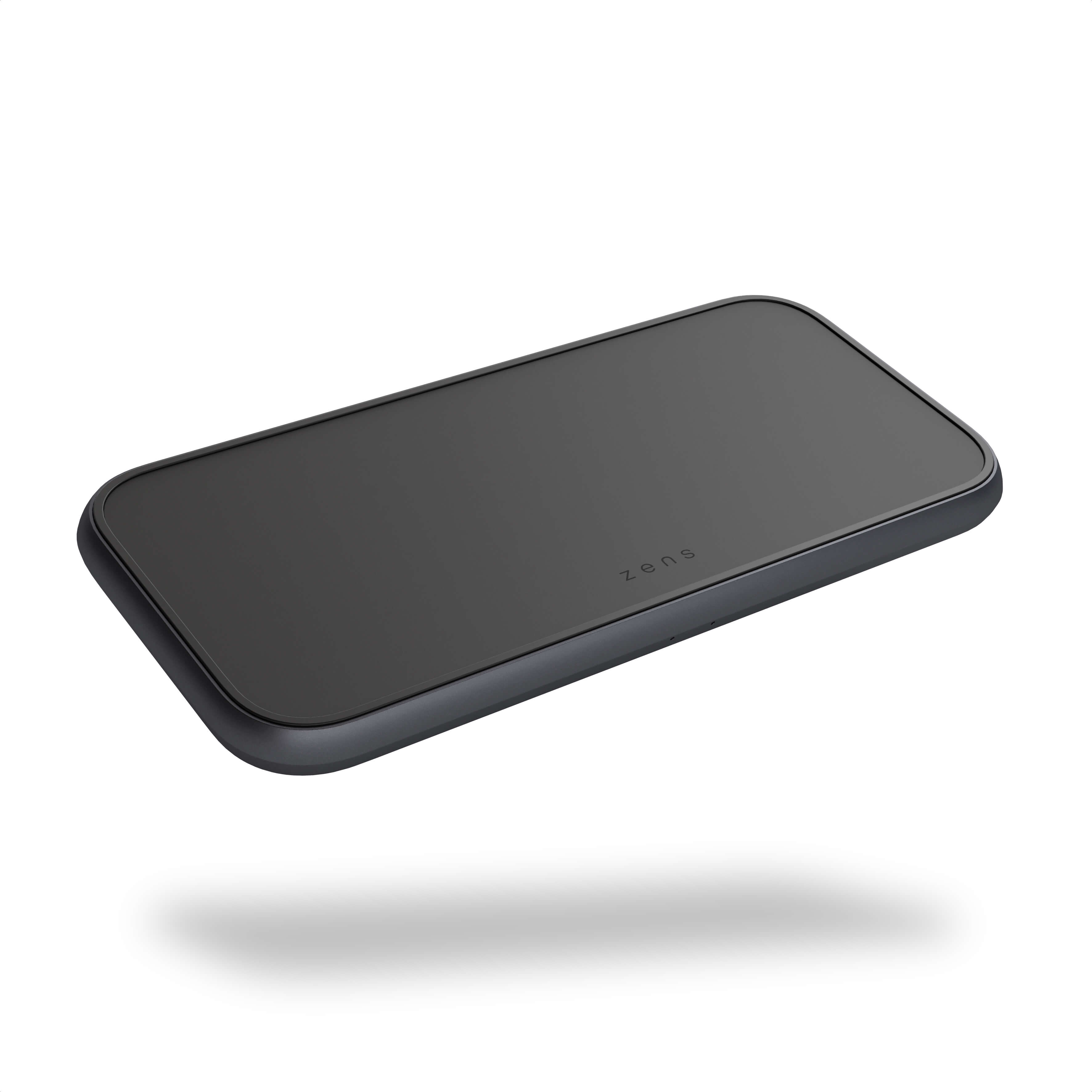 ZEDC11B 5 Coil Dual Fast Wireless Charger Front Side View