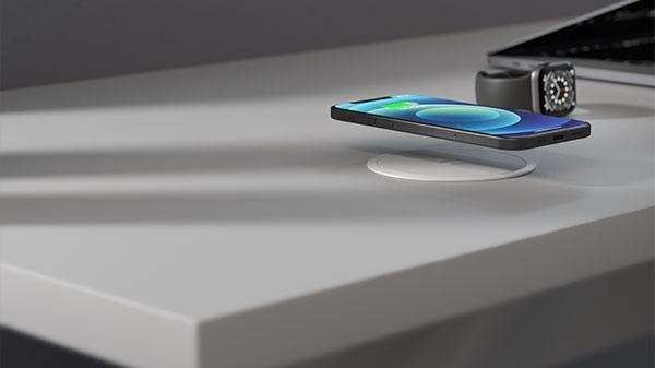 Wireless Charging Furniture Integration for Offices, Workplaces & Desks, Restaurants, Kitchens & Bedrooms