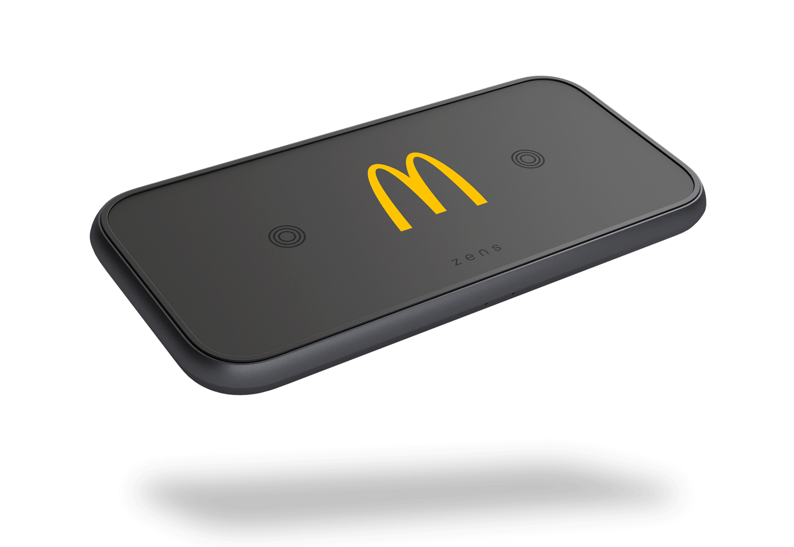 Dual Charger with McDonalds logo