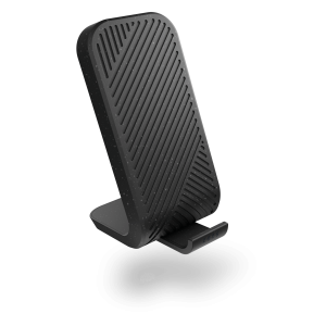 ZEMSC2P - Zens Modular Stand Wireless Charger Main Station Front Side View