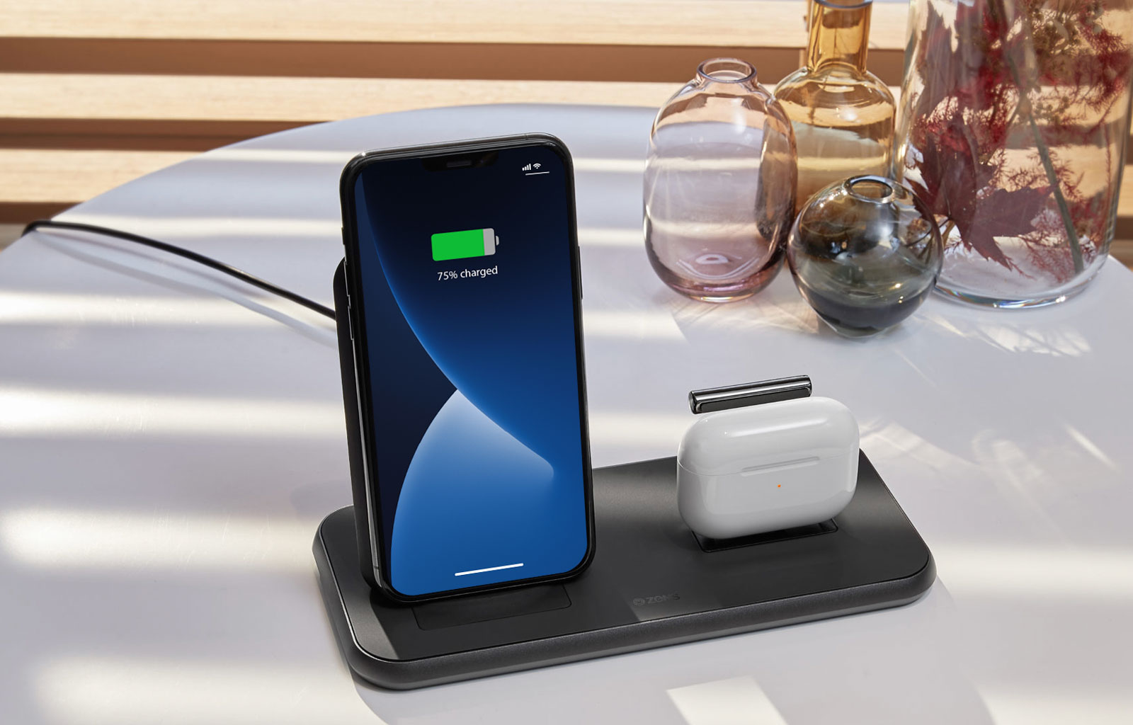 Charge your AirPods