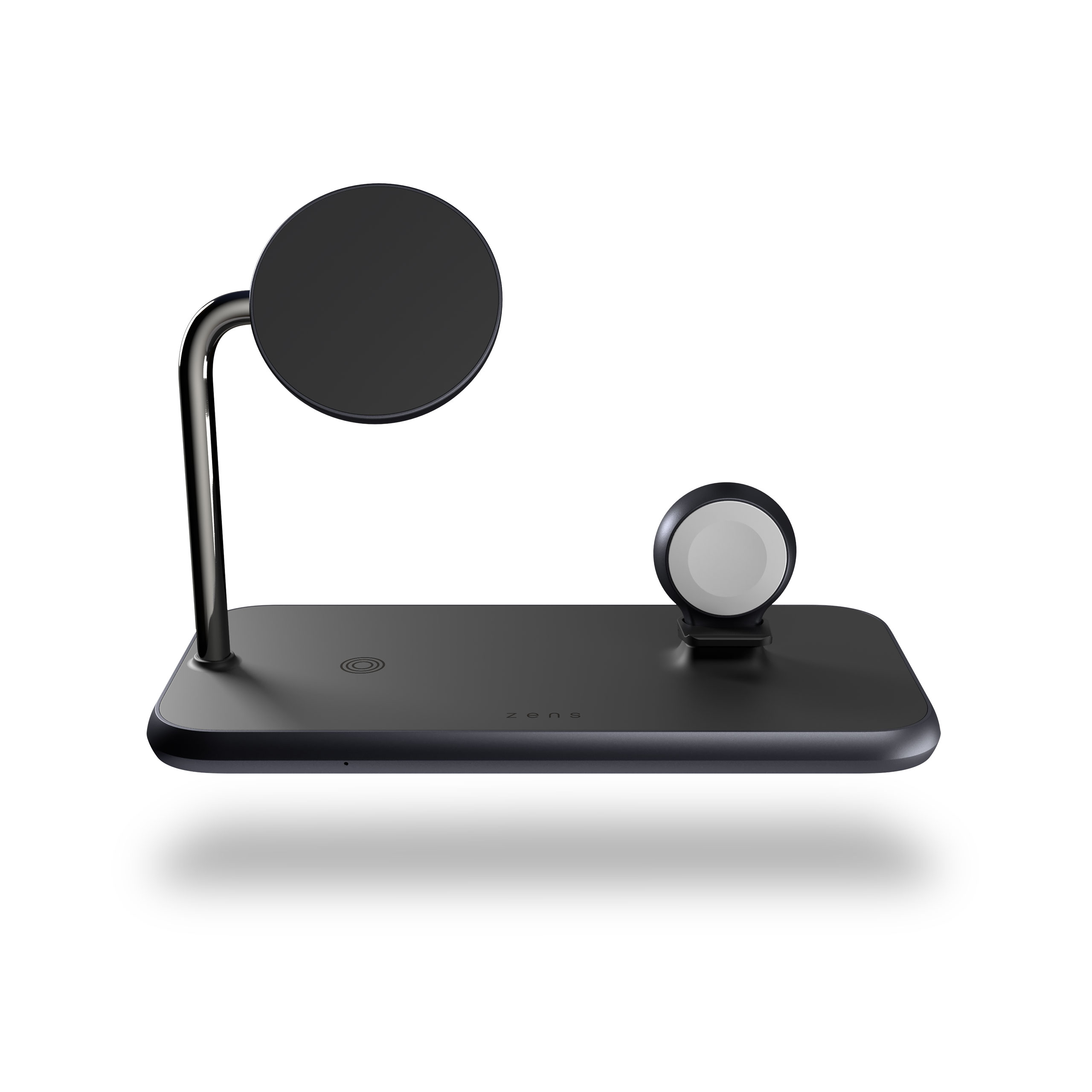 Magnetic + Watch Wireless Charger front view