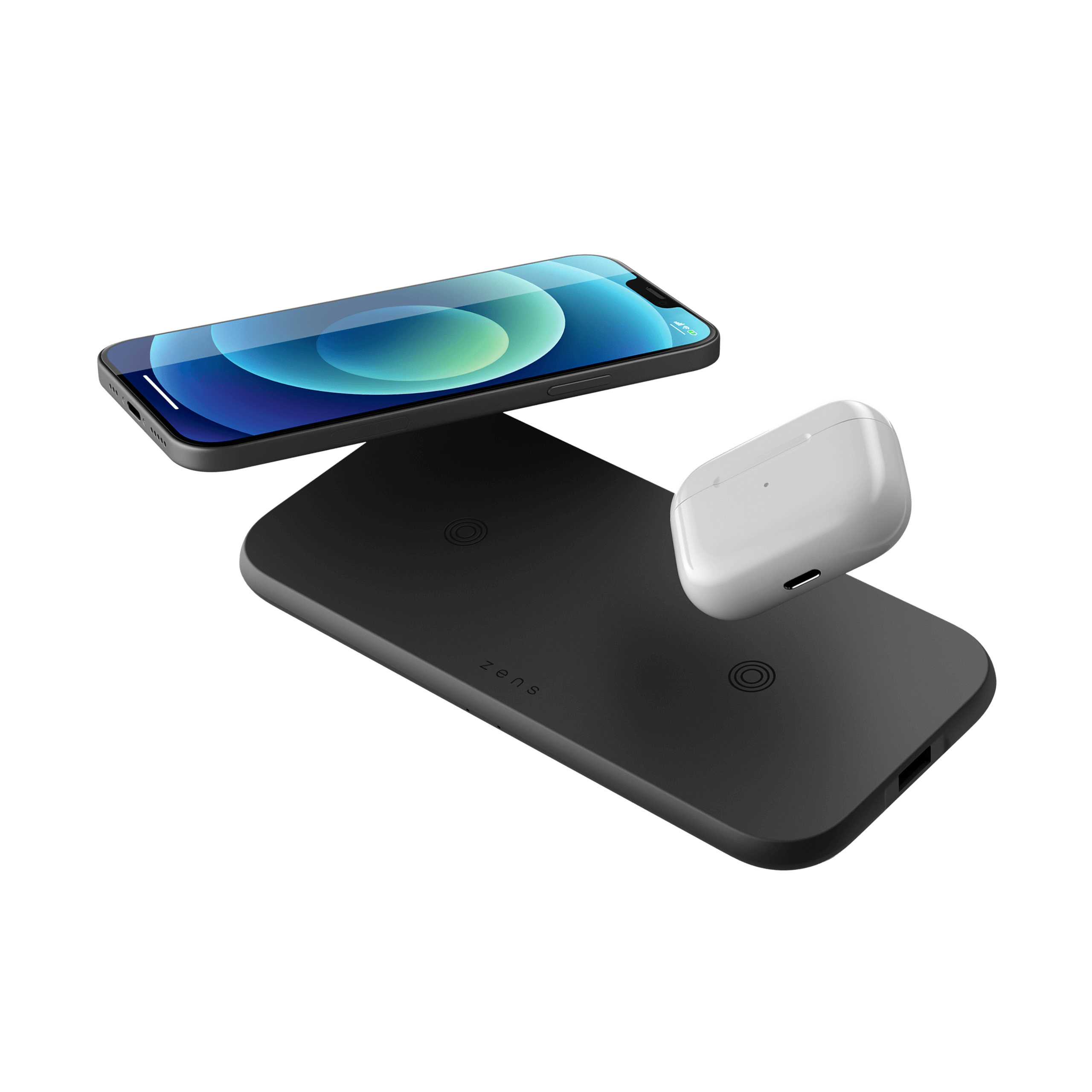 Zens Dual Wireless Charger
