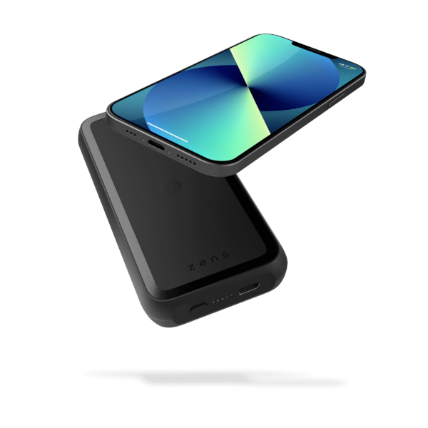 ZEPP04M Magnetic Single Powerpack with Stand 10000mAh Floating iPhone13